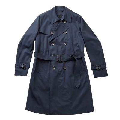 着脱可能ライナー付トレンチコート コート, Coat