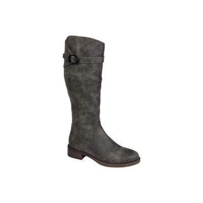 ジュルネ コレクション レディース ブーツ・レインブーツ シューズ Brooklyn Boot - Extra Wide Calf