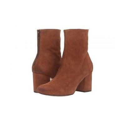 Free People フリーピープル レディース 女性用 シューズ 靴 ブーツ アンクル ショートブーツ Cecile Ankle Boot - Brown