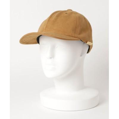 L&HARMONY / [MAISON Birth / メゾンバース] F-NUBUCK CAP MEN 帽子 > キャップ