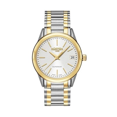 Roamer ladies watch Superior 3H Ladies 508856 47 15 51 並行輸入品