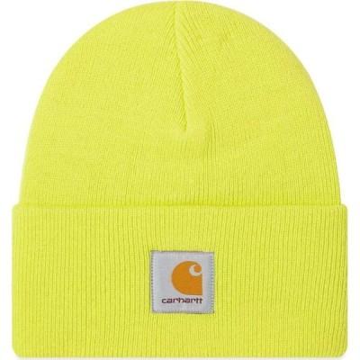 カーハート Carhartt WIP メンズ ニット ニットキャップ 帽子 watch hat Limeade