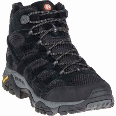 メレル Merrell メンズ シューズ・靴 ハイキング・登山 MOAB 2 Vent Mid Boot Black Night