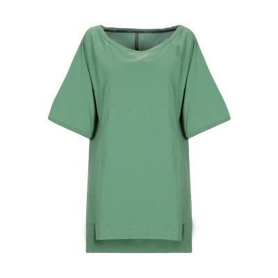 マニラ グレース MANILA GRACE T シャツ グリーン 1 コットン 100% T シャツ