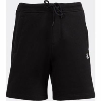 カルバンクライン Calvin Klein Jeans メンズ ショートパンツ ボトムス・パンツ Essential Jersey Short Black