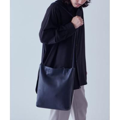 【SLOW×Lui's/スロウ×ルイス】 2WAYレザーバッグ
