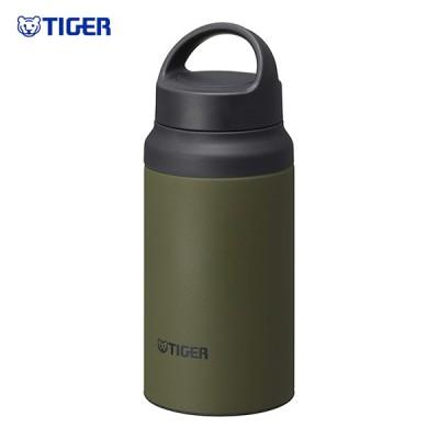 送料無料 タイガー MCZ-S040 GZ ステンレスボトル サステナブルなマグボトル 400ml モスフォレスト