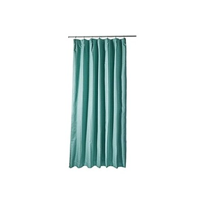 (ベルーナ)BELLUNA 防音・断熱・保温1級遮光カーテン ターコイズ 約幅100×丈178cm(2枚組)