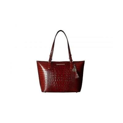 Brahmin レディース 女性用 バッグ 鞄 トートバッグ バックパック リュック Melbourne Medium Asher Bag - Pecan