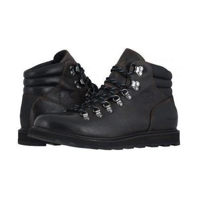 SOREL ソレル メンズ 男性用 シューズ 靴 ブーツ レースアップ Madson Hiker Waterproof - Tobacco