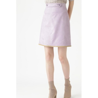 JILLSTUART / ◆フェリシアフェイクスエードミニスカート WOMEN スカート > スカート