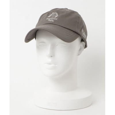 atmos / PEANUTS CHARLIE'S FRIENDS FACE TWILL BB CAP MEN 帽子 > キャップ