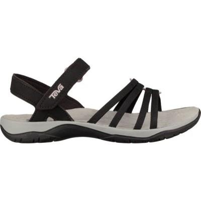 テバ Teva レディース サンダル・ミュール シューズ・靴 elzada web sandal Black