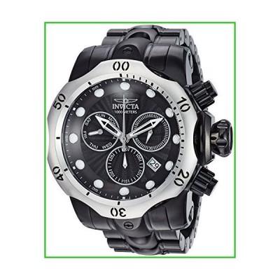 インビクタInvicta Men's Venom Quartz Watch with Stainless-Steel Strap, Black, 16 (Model: 23897)【並行輸入品|送料無料】