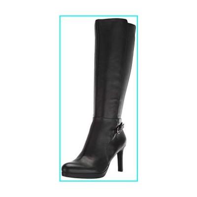 Naturalizer レディース タイハイシャフトブーツ 膝 US サイズ: 10 カラー: ブラック