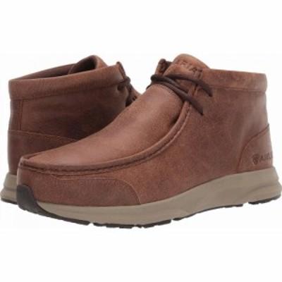 アリアト Ariat メンズ ブーツ シューズ・靴 Spitfire Cowboy Brown