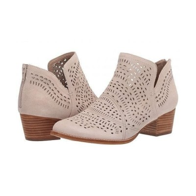 Earth アース レディース 女性用 シューズ 靴 ブーツ アンクル ショートブーツ Wyoming Wonder - Cream Premium Cow Suede