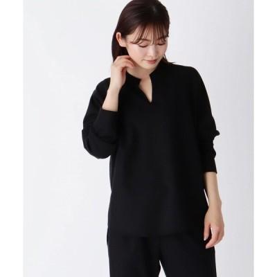 tシャツ Tシャツ innowave スリットネックプルオーバー