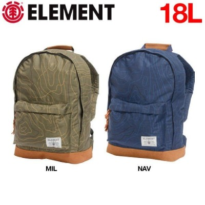 エレメント ELEMENT Beyond Elite Backpack メンズバックパック リュックサック 18L バッグ 鞄 カバン