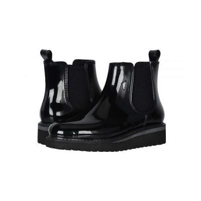 Cougar クーガー レディース 女性用 シューズ 靴 ブーツ レインブーツ Kensington Waterproof - Black/Charcoal Gloss