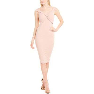 ノーキー ワンピース トップス レディース Nookie Sheath Dress blush