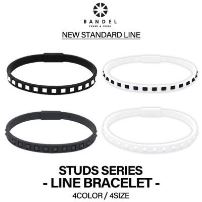 BANDEL バンデル STUDS SERIES スタッズシリーズ ラインブレスレット THE NEW STANDARD LINE