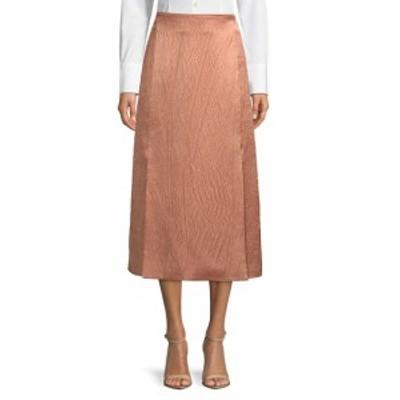 ランバン レディース スカート High-Rise Midi Skirt