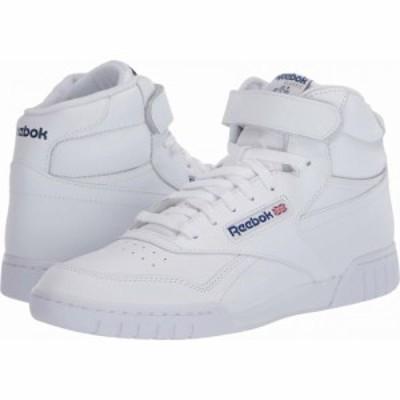 リーボック Reebok Lifestyle メンズ シューズ・靴 Ex-O Fit Hi Int/White