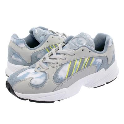 adidas YUNG-1 アディダス ヤング 1 GREY TWO/RAW GREY/SHOCK YELLOW ef2778