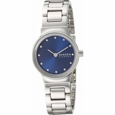 スカーゲン Skagen レディース 腕時計 Freja - SKW2789 Silver/Blue