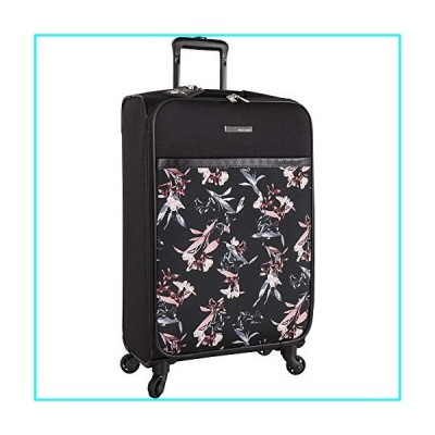 """Vince Camuto Women's 28"""" Hardsidespinner Luggage, Black LILLIES"""