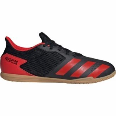 アディダス adidas メンズ サッカー シューズ・靴 Predator 20.4 Sala Indoor Soccer Shoes Black/Red