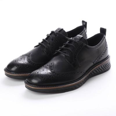 エコー ECCO ST.1 Hybrid Shoe (BLACK)