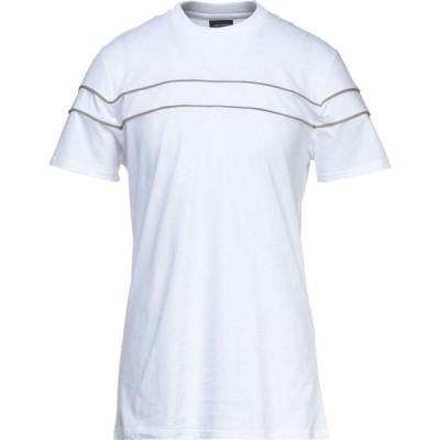 イエスロンドン YES LONDON メンズ Tシャツ トップス t-shirt White