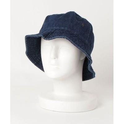 SHIPS / NEWHATTAN: デニム バケットハット MEN 帽子 > ハット