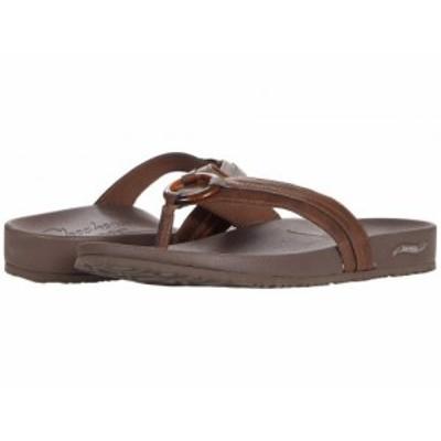 SKECHERS スケッチャーズ レディース 女性用 シューズ 靴 サンダル Arch Fit Meditation Sail Home Brown【送料無料】