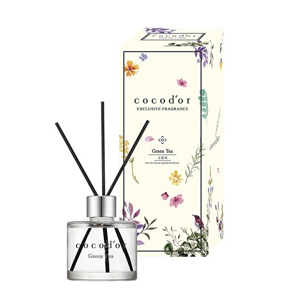 任2件5折*韓國cocodor香氛擴香瓶50ml - 綠茶