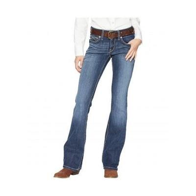 Ariat アリアト レディース 女性用 ファッション ジーンズ デニム R.E.A.L.(TM) Bootcut Tulip Jeans in Gemstone - Gemstone
