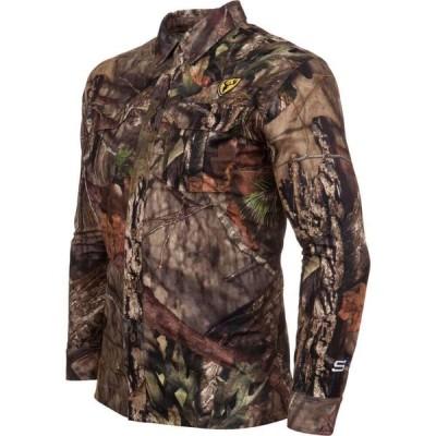 ブロッカー アウトドアズ Blocker Outdoors メンズ トップス Shield Series Terratec Shirt Mossy Oak Country