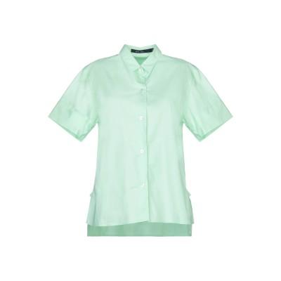 ソフィー・ドール SOFIE D'HOORE シャツ ライトグリーン 36 コットン 100% シャツ