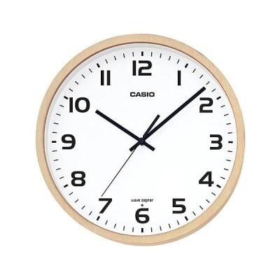 【正規品】カシオ CASIO クロック IQ-1110J-7JF アナログ 電波掛け時計