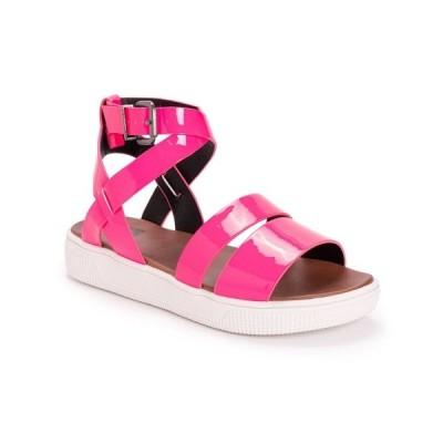 ムクルクス サンダル シューズ レディース Women's Mariposa Sandals Fuchsia