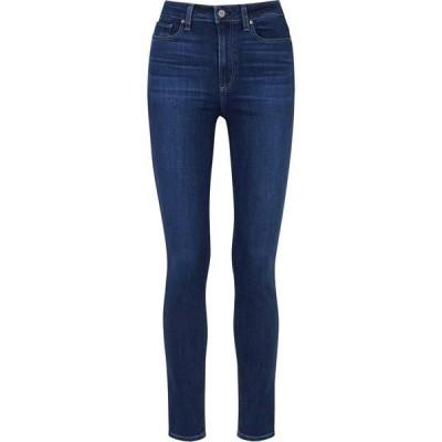 ペイジ Paige レディース ジーンズ・デニム ボトムス・パンツ Margot Transcend Blue Skinny Jeans Blue