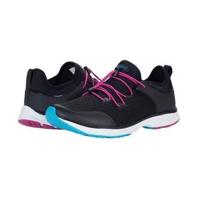 VIONIC バイオニック レディース 女性用 シューズ 靴 スニーカー 運動靴 London - Black