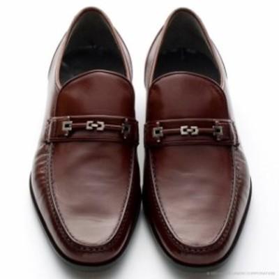MARELLI マレリー 7920 ビジネスシューズ モカシーノ カジュアル ビット 軽量 4E ブラック ブラウン メンズ 靴 お取り寄せ商品