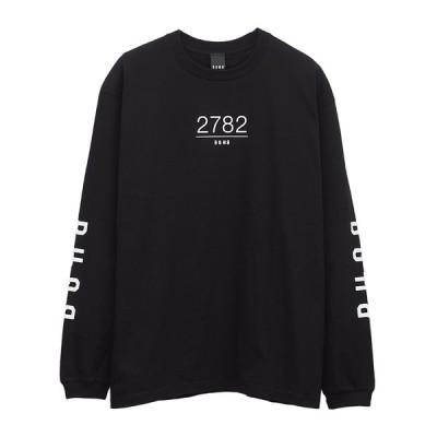 BAGARCH (バガーチ) WIDE 2782-LTS / ワイド 2782 ロングスリーブ Tシャツ BH-1353 AK-69 ストリートブランド ロンTEE