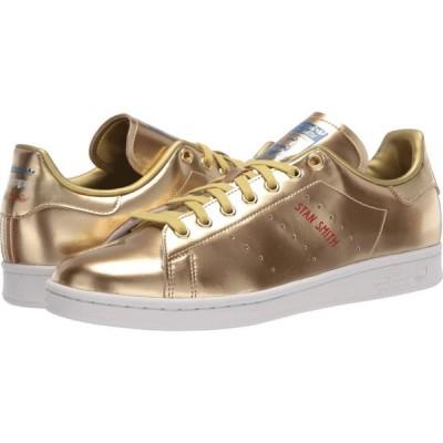 アディダス adidas Originals メンズ スニーカー シューズ・靴 Stan Smith Crystal White/Scarlet/Lush Blue