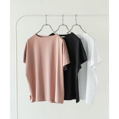 かぐれ / かぐれ handvaerk bottle neck short-sleeve t-shirts