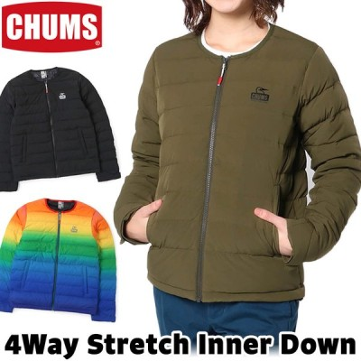 CHUMS チャムス 4Way Stretch Inner Down 4ウェイストレッチ インナー ダウン