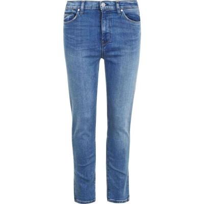 ハドソン Hudson レディース ジーンズ・デニム ボトムス・パンツ Holly High Rise Crop Jeans REALISTIC